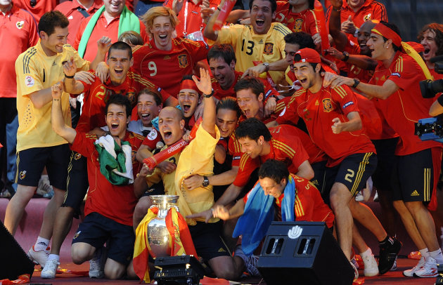 Spain are the defending champions (Getty Images)
