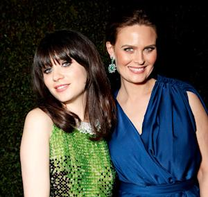 "Zooey Deschanel: I Was ""Terrified"" of Sister Emily as a Kid"