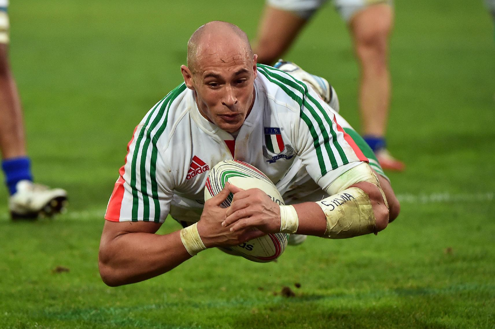 Rugby captain Parisse confident of Italy revival