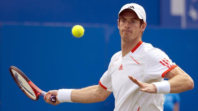 Davis Cup - Murray to miss GB tie in Coventry