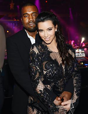 Kanye West Did Not Cheat on Pregnant Kim Kardashian: Rep