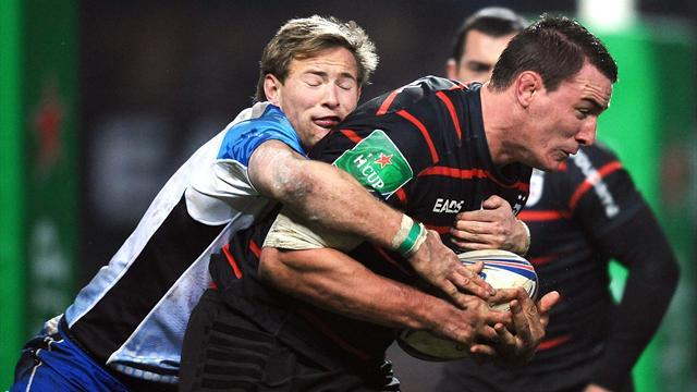 Heineken Cup - Connacht stun Toulouse, Munster go top