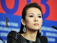 Zhang Ziyi is promotional ambassador again