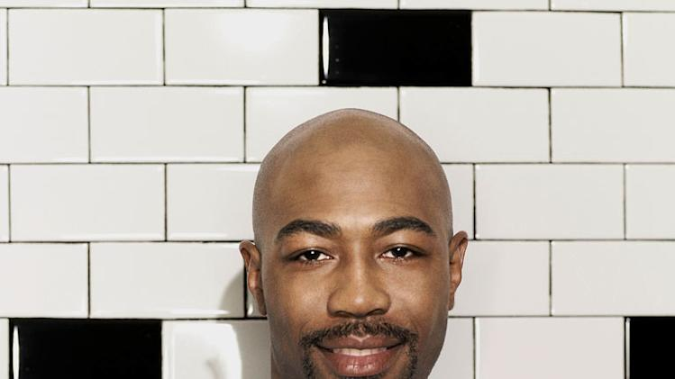 "Monterray Keys (Darby, PA) is a contestant on the Blue Team on the 9th season of ""Hell's Kitchen."""