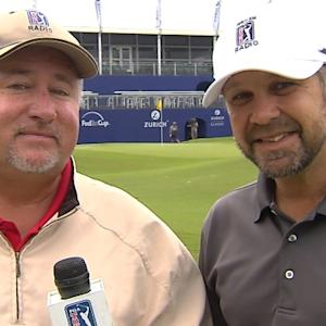Afternoon preview of Round 4 from TPC Louisiana