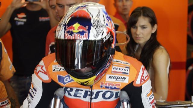 Stoner disappointed with fifth place