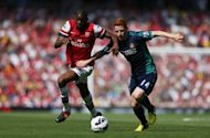 Arsenal's Diaby: Van Persie inspired my return from injury