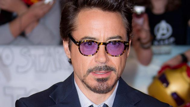 Robert Downey Jr. is the top grossing actor of 2012