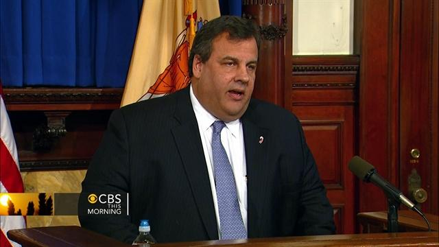 Gov. Christie rips GOP House leaders on Sandy aid