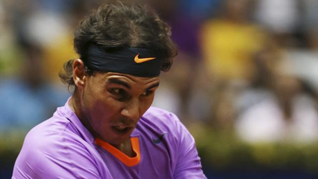 Tennis - Nadal wins first title since comeback