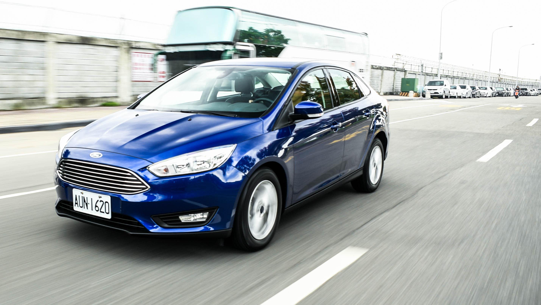 歐系操駕 四面聚焦 Ford Focus EcoBoost 180 4D