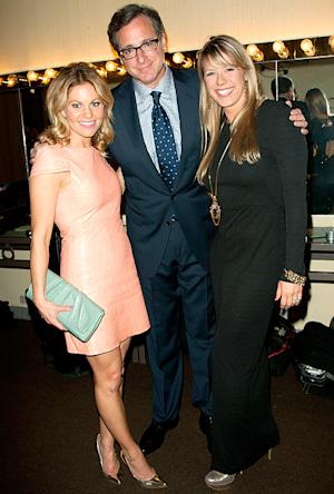 Candace Cameron Bure, Jodie Sweetin, Bob Saget Have Full House Reunion: Pictures