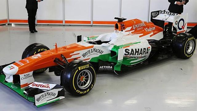 Formula 1 - Force India sure podium now imminent