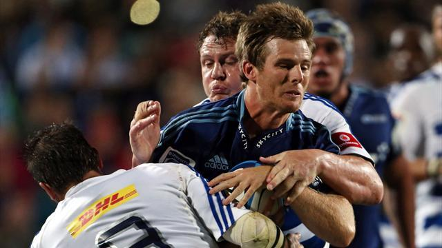 Super Rugby - Blues lose another fly-half with Noakes heading to England