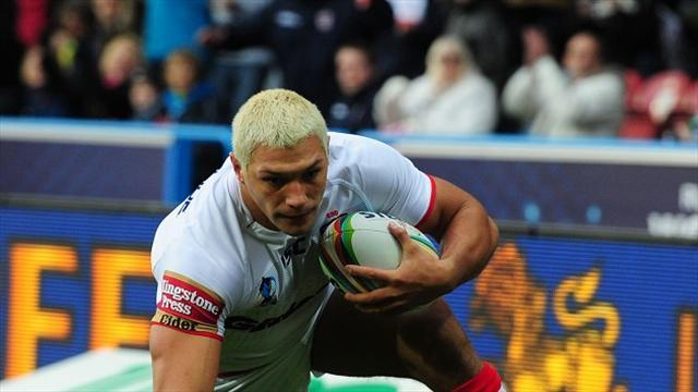 Rugby League - England join Australia and New Zealand in semi-finals