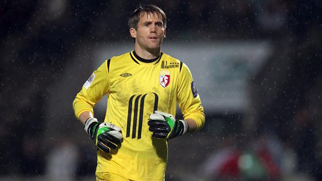 Ligue 1 - France keeper Landreau joins Bastia