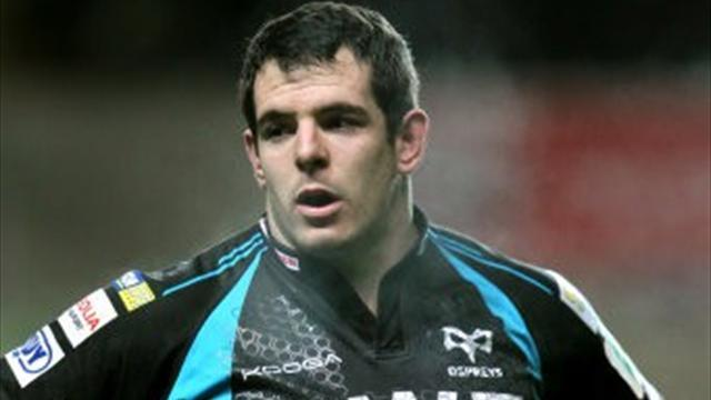 RaboDirect Pro12 - Ospreys fight to win over Dragons