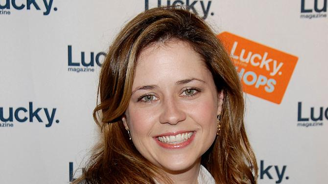 Jenna Fischer at the 3rd Annual Lucky Shops to Benefit Baby Buggy, hosted by Lucky Magazine.