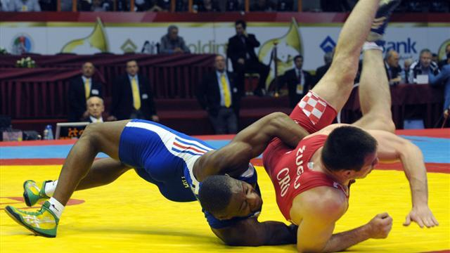 Wrestling - European Games entry confirmed