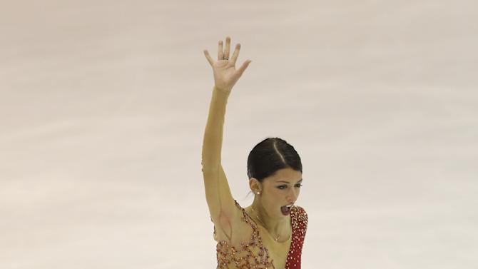 World Junior Figure Skating Championships 2013 - Day 5