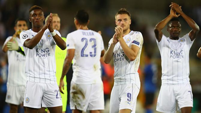 Leicester City - Porto Betting: Back Foxes to win