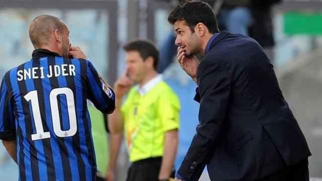 Serie A - Inter drop Wesley Sneijder for Napoli clash