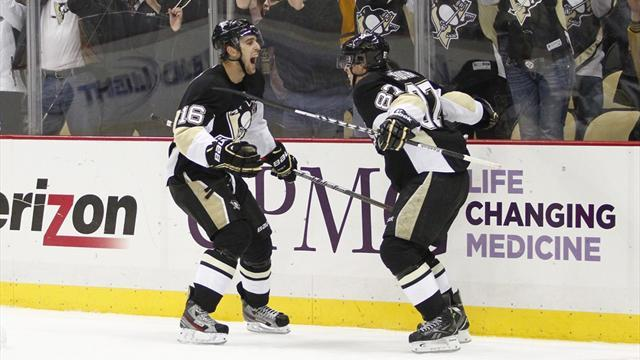 NHL - Penguins beat Bruins to go top