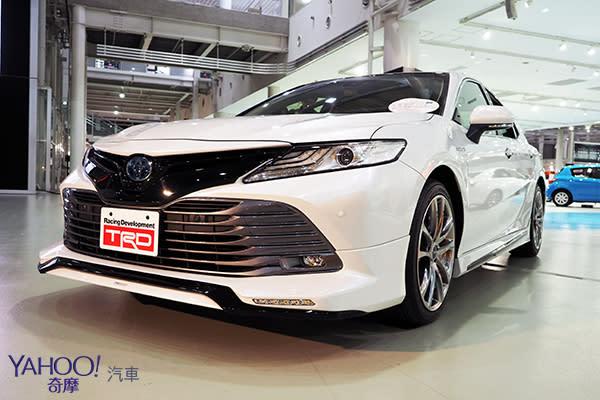 【汽車特企】明年即將導入台灣的2018年式Toyota Camry究竟是10代還是8代?