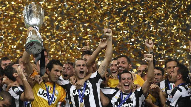 Serie A - Rome to stage Super Cup