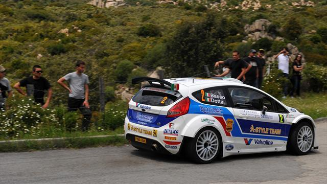 IRC - Basso takes early lead in Sanremo