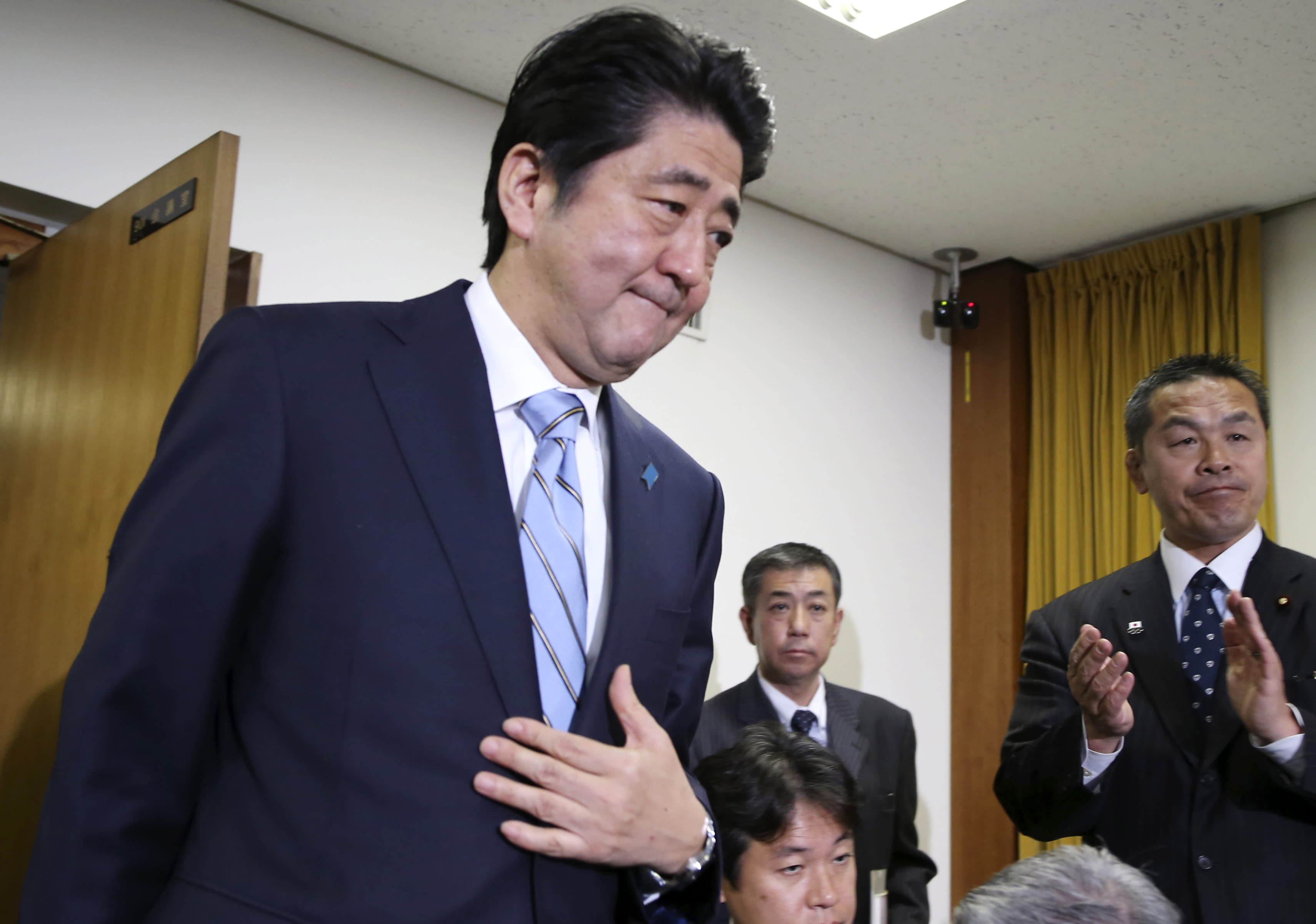 Japan's Abe unleashes new stimulus to spur growth