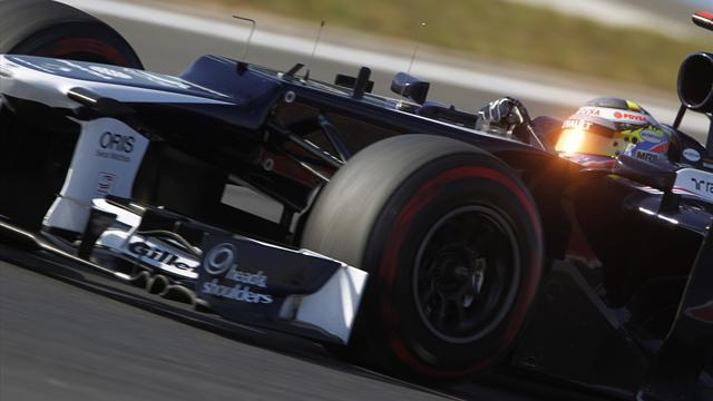 Formula 1: Williams determined to 'come back fighting'