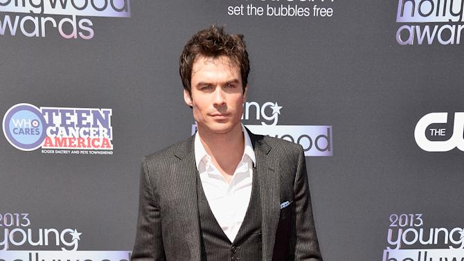 2013 Young Hollywood Awards Presented By Crest 3D White And SodaStream / The CW Network - Arrivals
