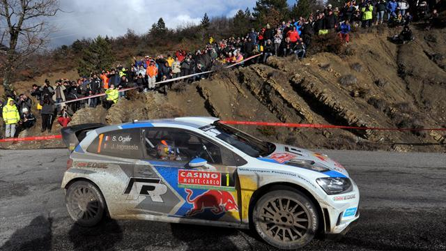 WRC - Ogier opens title defence with Monte Carlo triumph