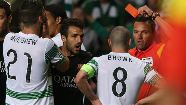 Champions League - UEFA dismiss Brown appeal