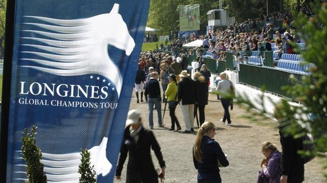 Equestrian - Global Champions Tour continues in Hamburg