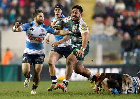 Leicester Tigers v Benetton Treviso - European Rugby Champions Cup Pool Four