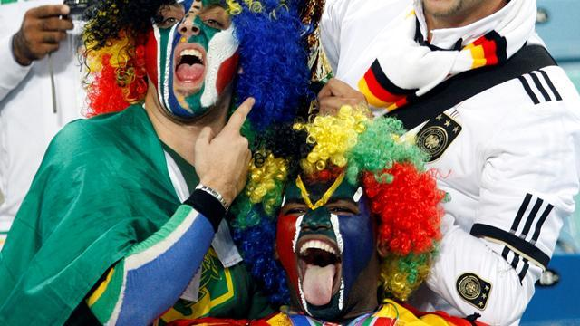 World Cup - South Africa start 2010 legacy