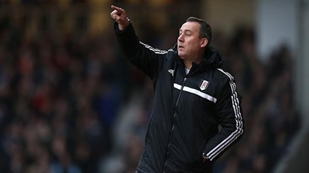 Chris Coleman has urged Fulham to give Rene Meulensteen, pictured, time to get the club moving in the right direction