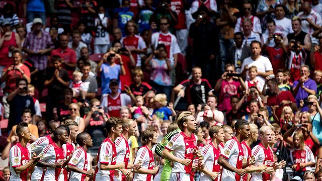 European Football - Ajax come from behind to win Johan Cruijff Schaal