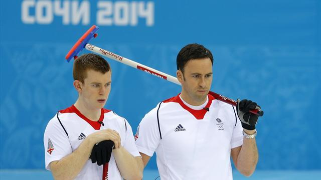 Curling - Murdoch keen to capitalise on new love for curling