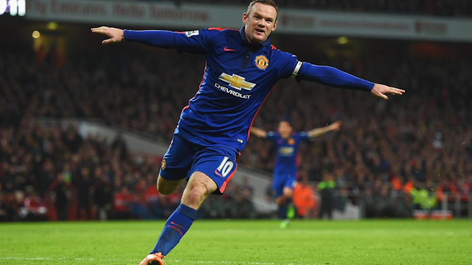 Premier League - Wayne Rooney seals Manchester United's first away win of season at Arsenal