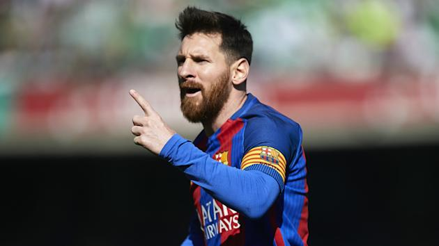 Javier Mascherano claims he cannot imagine Lionel Messi leaving Barcelona to play for another major club in Europe.