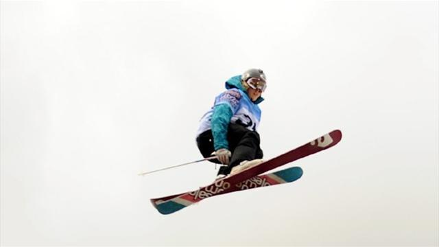 Freestyle Skiing - Summerhayes nervous but excited but worry over Woodsy
