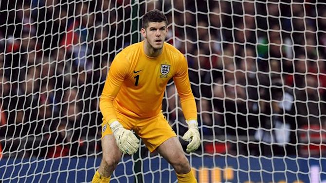 Premier League - England goalkeeper Forster set to join Southampton in £10 million move