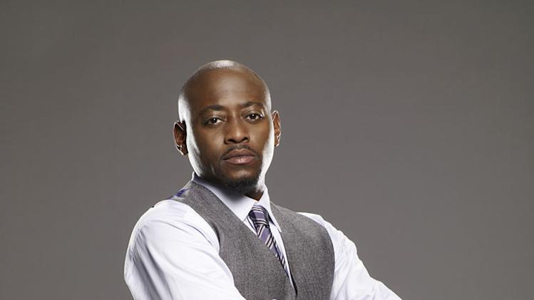 "Omar Epps stars as Dr. Eric Foreman in ""House."""