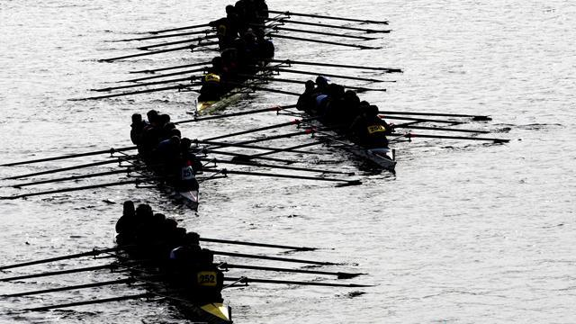 Olympic Games - British eight miss medals at rowing World Cup