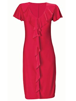 Frilled with Excitement Dress