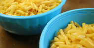 Why isn't mac 'n cheese a food group?