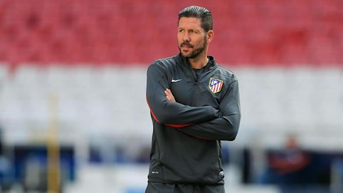 Champions League - Simeone: Injuries won't stop us beating our city rivals
